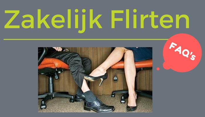 zakelijk flirten