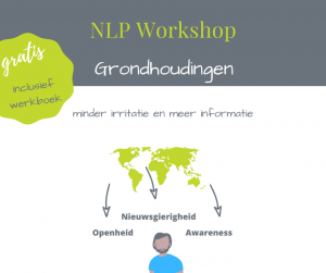 NLP workshopgrondhoudingen